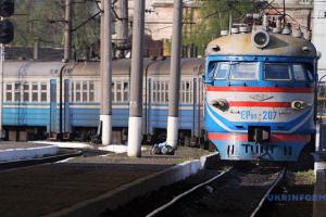 Укрзалізниця відновить роботу поїздів на 38 приміських маршрутах