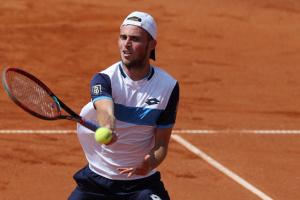 Чеський тенісист Врбенскі виграв виставковий турнір у Празі