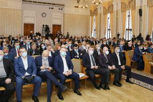 Харківська облрада звернулася до центральної влади через неопублікований план формування ОТГ