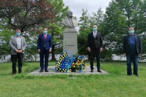 В Бухаресті українці вшанували пам'ять Тараса Шевченка