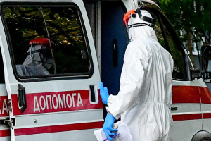 In der Ukraine 54.771 Corona-Fälle bestätigt, 638 Fälle an einem Tag