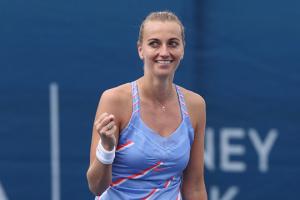 Петра Квітова стала переможницею виставкового турніру в Празі