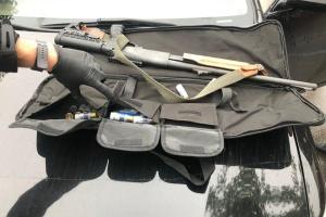W Browarach strzelali przedsiębiorcy i nielegalni przewoźnicy