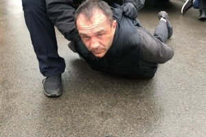 Schießerei in Browary zwischen Unternehmern der Verkehrsbranche, drei Personen verletzt