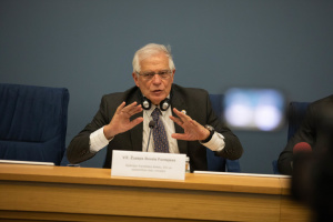 Borrell to pay his first visit to Ukraine