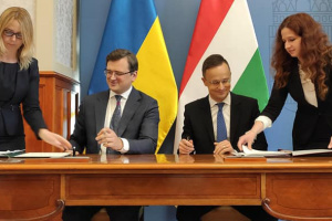 Szijjártó: We will continue providing reverse gas supplies to Ukraine