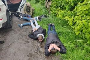 Nach Schießerei in Browary 21 Personen festgenommen