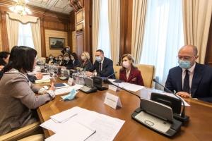 Шмыгаль и Ермак обсудили с правозащитниками противодействие домашнему насилию