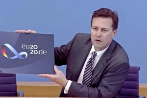 Германия представила лозунг своего президентства в ЕС