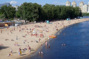 У Кличка назвали умову для для відкриття столичних пляжів
