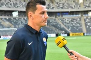 Худжамов завершив кар'єру воротаря і став експертом телеканалу «Футбол»