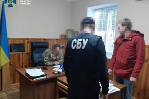 Будівництво у військовій частині на Вінниччині: СБУ викрила оборудку на 19 мільйонів