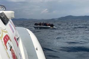 Біля берегів Туреччини виловили 60 нелегалів