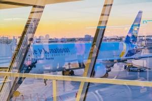 Из Нью-Йорка в Киев вылетел десятый эвакуационный самолет с украинцами