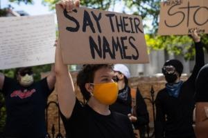 Заворушення у США: Білий дім закликає протестувальників до порядку