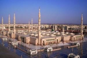 В Єрусалимі та Саудівській Аравії відкрили мечеті