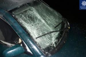 Саморобна вибухівка розірвалася у салоні авто у Черкасах, є постраждалі