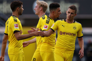 «Боруссія» Д обіграла «Падерборн», відставання від «Баварії» 7 очок