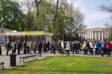Jahrestag der Tragödie in Odesa: 1500 Sicherheitskräfte sorgen für Sicherheit und Ordnung in der Stadt