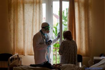 Coronavirus : 14 710 personnes touchées en Ukraine, dont 515 en 24 heures