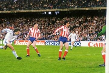 Dynamo de Kyiv vs Atlético de Madrid 1986 entre los 50 mejores partidos de la historia