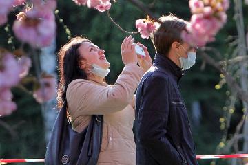 Cuarentena en Ucrania prorrogada hasta el 22 de mayo, pero con un alivio desde el 11 de mayo