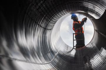 Seguridad energética de Ucrania y Polonia: Arranca la construcción del gasoducto Baltic Pipe