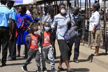 За рік від COVID-19 можуть загинути до 190 тисяч африканців – ВООЗ