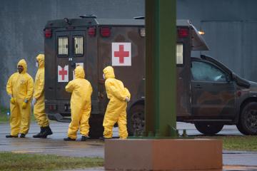 В Бразилии насчитали более 350 тысяч смертей от COVID-19