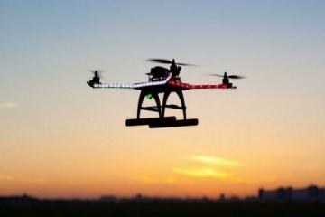 Klichkó muestra drones desinfectando Kyiv