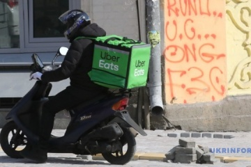 Uber Eats to close down in Ukraine on June 3