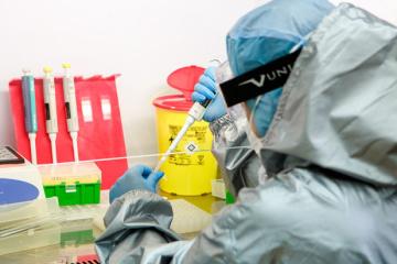 У Дніпрі починають збір плазми крові людей, які вилікувалися від коронавірусу