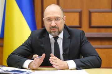 Szmyhal oczekuje, że memorandum z MFW zostanie podpisane do końca maja
