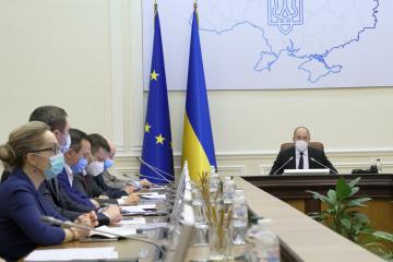 Conseil des ministres : le PIB de l'Ukraine pourrait chuter de 4 à 8% cette année