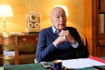 Від коронавірусу помер колишній президент Франції Валері Жискар д'Естен