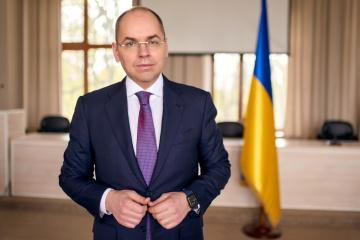 Covid-19 in Ukraine: Gesundheitsminister teilt über Krankheitsdynamik mit