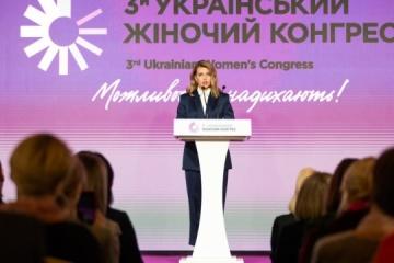 Igualdad de género: Gobierno respalda la iniciativa de Olena Zelenska sobre la Asociación Biarritz