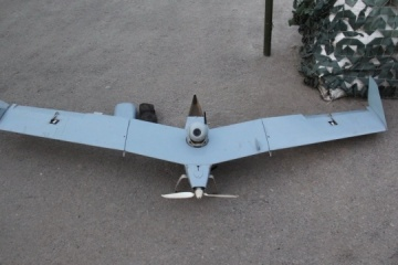New proof of Russia's aggression: Ukraine tells at OSCE about drone downed in Donbas