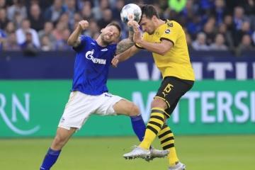 Бундесліга повертається 16 травня: одразу матч «Боруссія» (Д) – «Шальке»