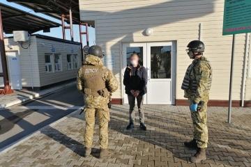 На адмінмежі з Кримом затримали наркодилера, якого шукав Інтерпол