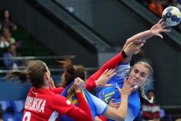 Визначився склад кошиків для жеребкування жіночого Євро-2020 з гандболу