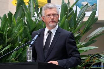 El Embajador de Ucrania en Alemania exige imponer un embargo sobre el petróleo y el gas de Rusia
