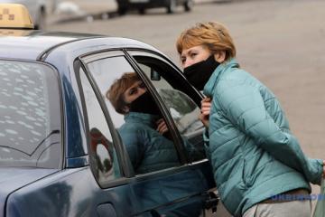 Na Ukrainie odnotowano 15648 przypadków koronawirusa - w przeciągu ostatniej doby 416