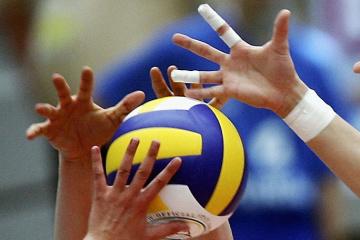 Ucrania, uno de los países anfitriones del Campeonato Europeo de Voleibol Masculino 2023