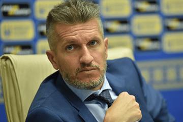 El italiano Baranca prorroga contrato con la Asociación Ucraniana de Fútbol