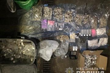 """Столичні поліцейські вилучили у наркоділків """"товару"""" майже на 10 мільйонів"""