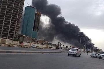 Аеропорт у столиці Лівії потрапив під ракетний обстріл, є загиблі та поранені