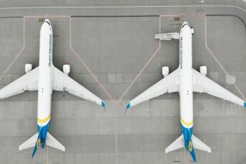 Вісім літаків повернули в Україну ще понад пів тисячі громадян