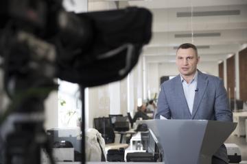 Київ поки не відкриватиме ресторани, басейни та дитячі табори - Кличко