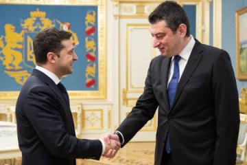 Georgia no romperá relaciones diplomáticas con Ucrania debido a Saakashvili
